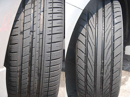 new michelin pilot sport 3 tested in thailand. Black Bedroom Furniture Sets. Home Design Ideas