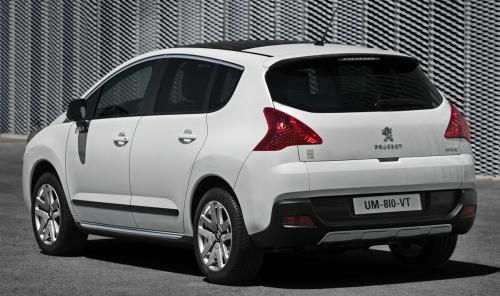 Peugeot 3008 HYbrid4 may come to Malaysia this year - 408 sedan set ...