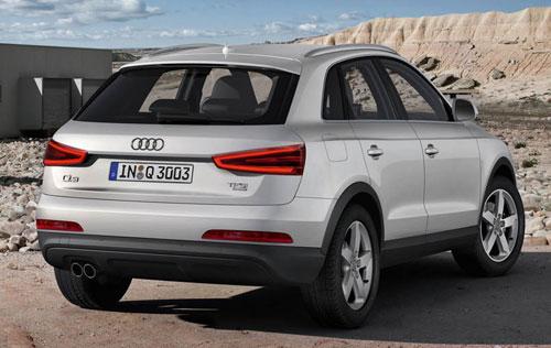 Audi Q3 SUV revealed ahead of Shanghai world debut Paul Tan - Image