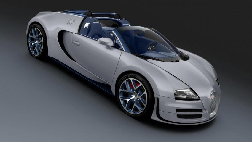 Bugatti Veyron Grand Sport Vitesse Rafale for Brazil Image #138133