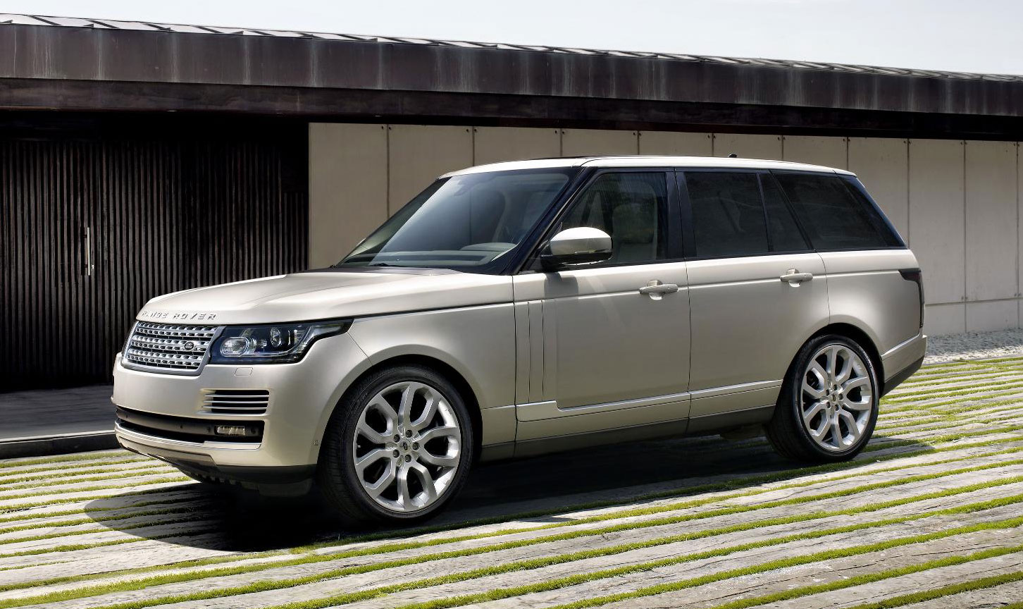 land rover considering new all electric range rover. Black Bedroom Furniture Sets. Home Design Ideas