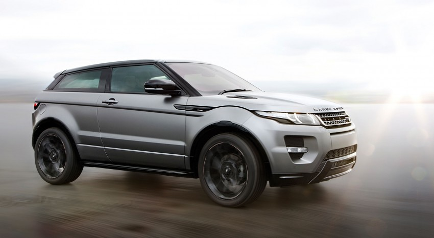 Range Rover Evoque to get Jaguar's new 340 PS V6? Image #116729