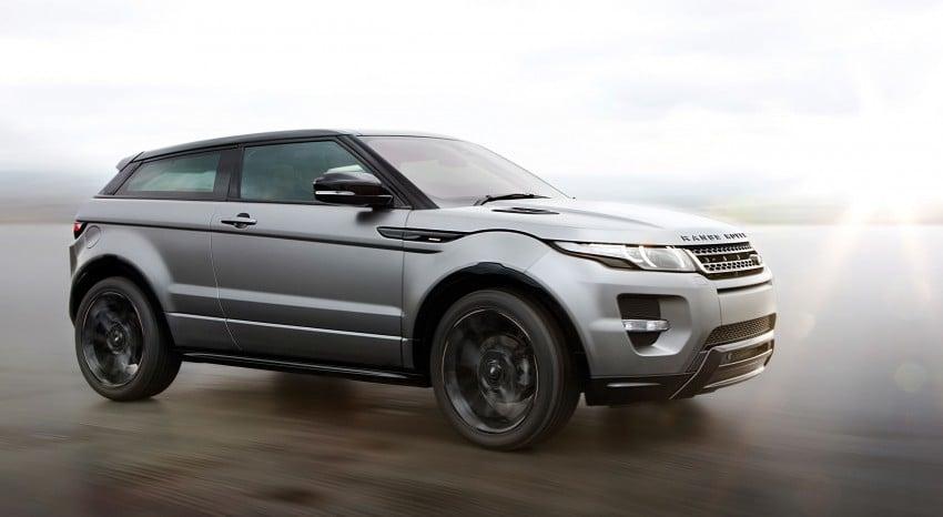 Range Rover Evoque to get Jaguar's new 340 PS V6? Image #116729