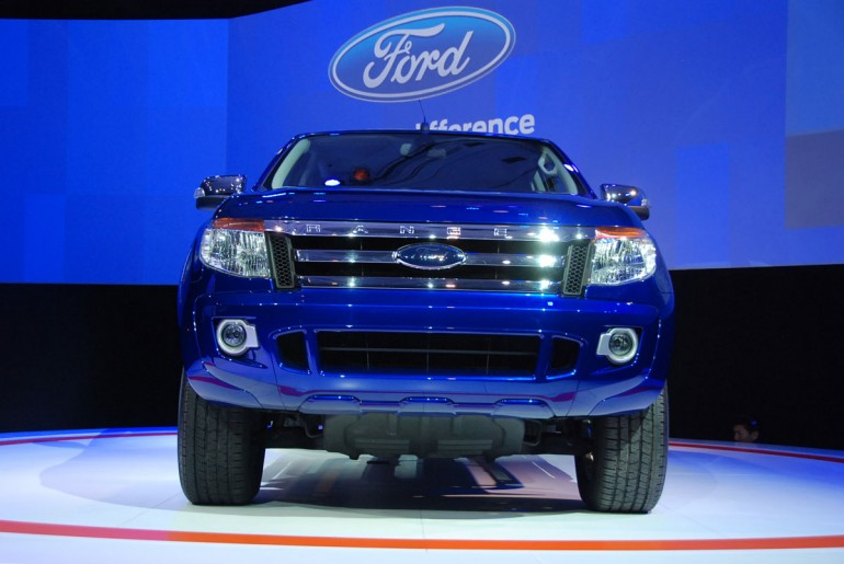 Ford to buy 60 billion baht of Thai made parts per year Image #70711