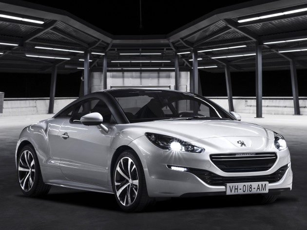 peugeot rcz facelift arrives in malaysia - rm244k for thp 163