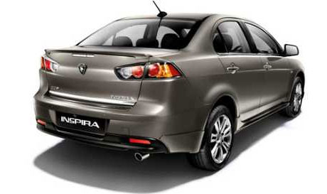 Proton Inspira 2.0P gets 17″ wheels and bodykit Image #119190