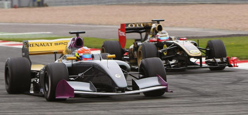 formula renault 3 5 single seater to debut in 2012 world series by renault season. Black Bedroom Furniture Sets. Home Design Ideas