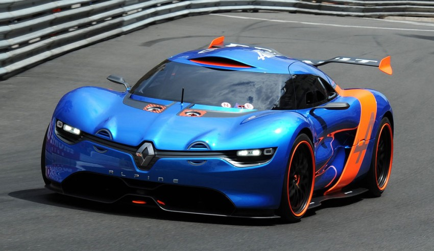 Renault's Alpine sports car to rival Boxster, Audi TT Image #148035
