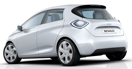 What's in a name? – Renault gets to use Zoe for its EV Image #46050
