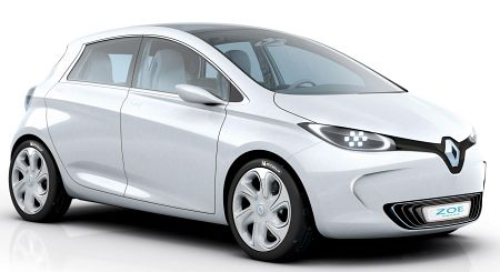 What's in a name? – Renault gets to use Zoe for its EV Image #46049