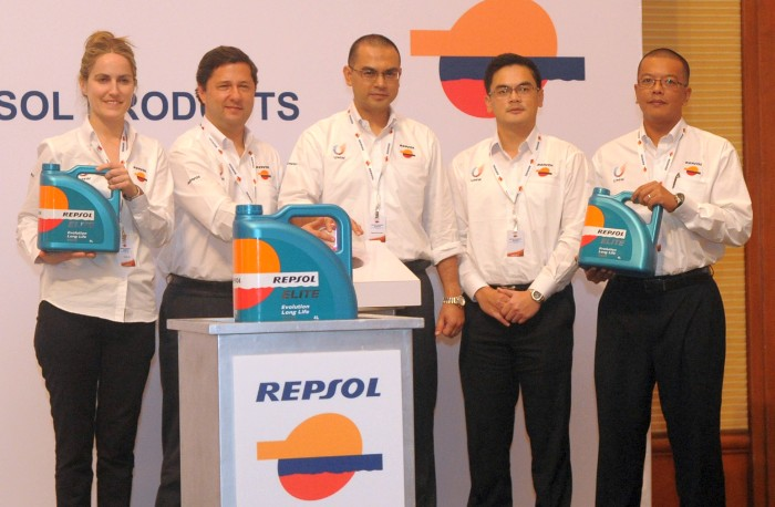 UMW introduces locally-blended Repsol product range Image #92821