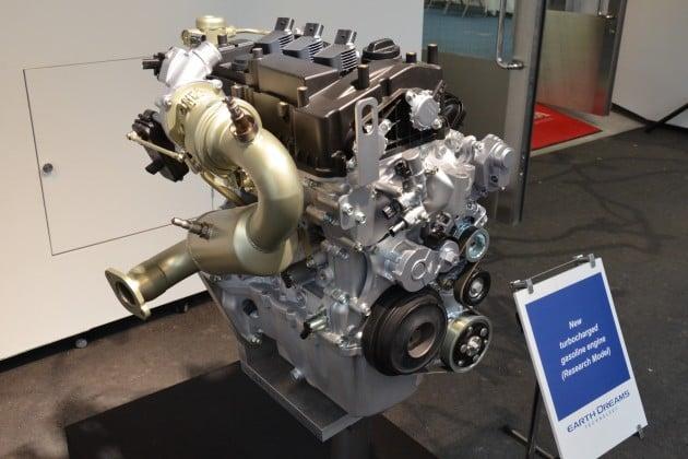 Honda Earth Dreams 2012 - 1 5 litre i-VTEC DI engine and G