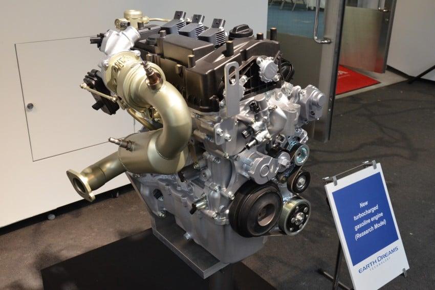 Honda Earth Dreams 2012 – 1.5 litre i-VTEC DI engine and G-Design Shift CVT sampled, CR-Z facelift tested Image #141752