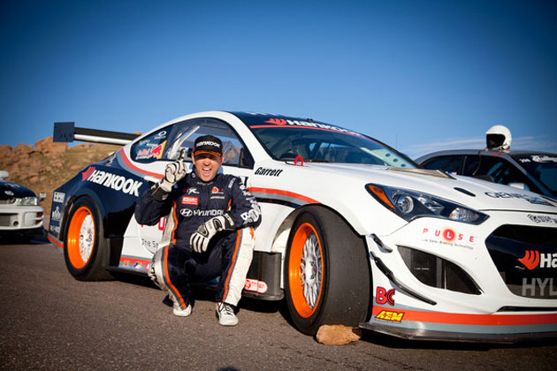 New Pikes Peak record by Team Rhys Millen Racing! Image #125161