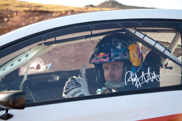 New Pikes Peak record by Team Rhys Millen Racing! Image #125162