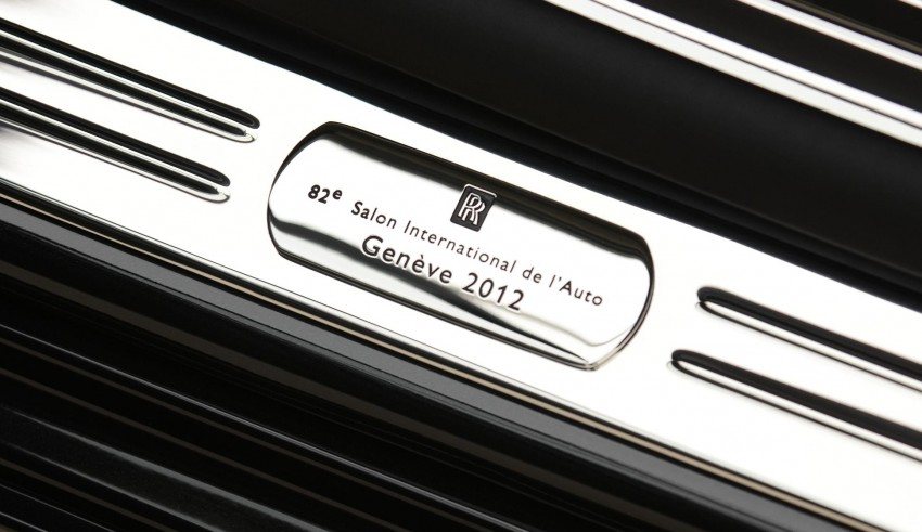 Rolls-Royce Ghost – two-tone bespoke option introduced Image #92197