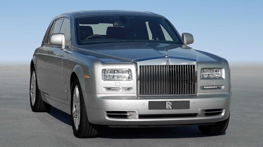 Rolls-Royce Phantom Series II – the pinnacle updated Image #92068