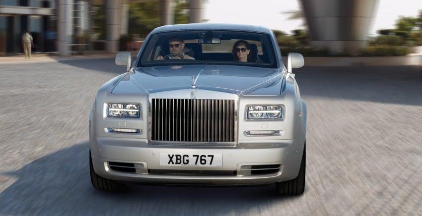 Rolls-Royce Phantom Series II – the pinnacle updated Image #92069