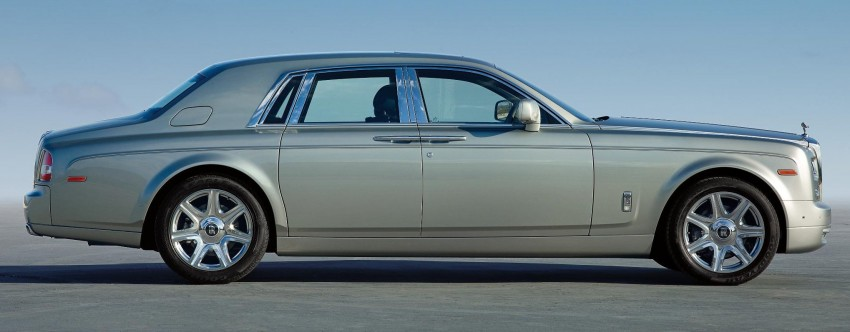 Rolls-Royce Phantom Series II – the pinnacle updated Image #92070