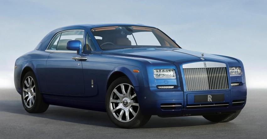 Rolls-Royce Phantom Series II – the pinnacle updated Image #92062