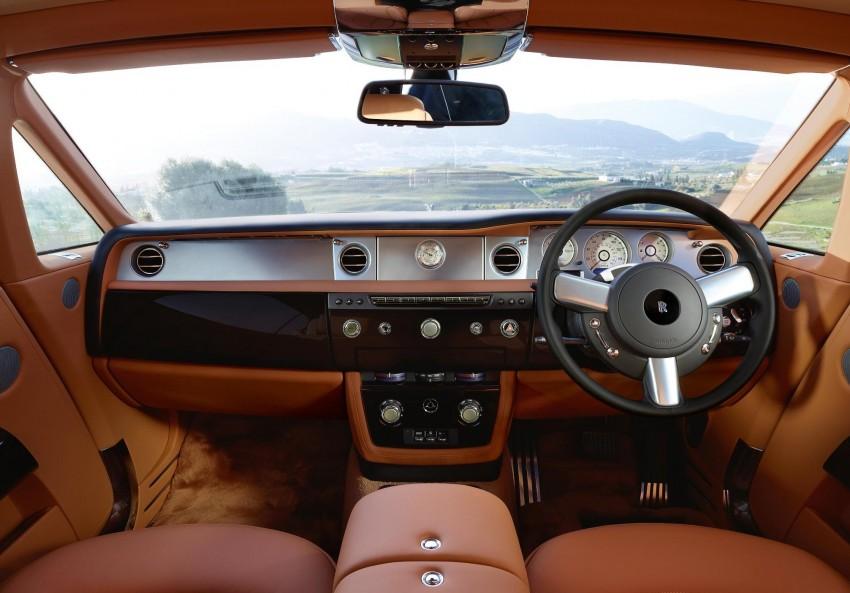 Rolls-Royce Phantom Series II – the pinnacle updated Image #92063