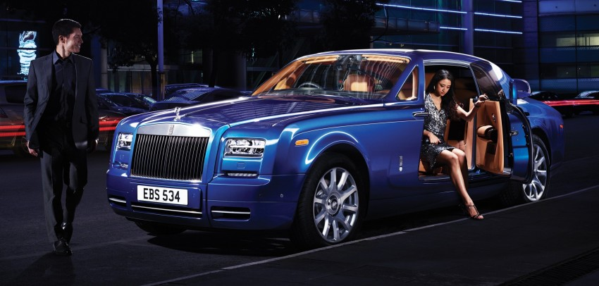 Rolls-Royce Phantom Series II – the pinnacle updated Image #92064