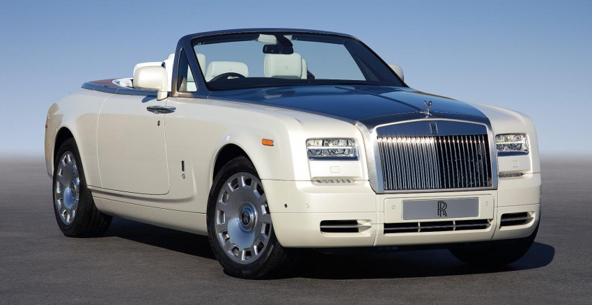 Rolls-Royce Phantom Series II – the pinnacle updated Image #92050