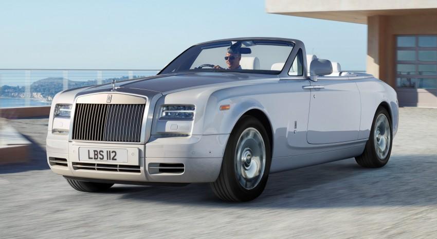 Rolls-Royce Phantom Series II – the pinnacle updated Image #92055