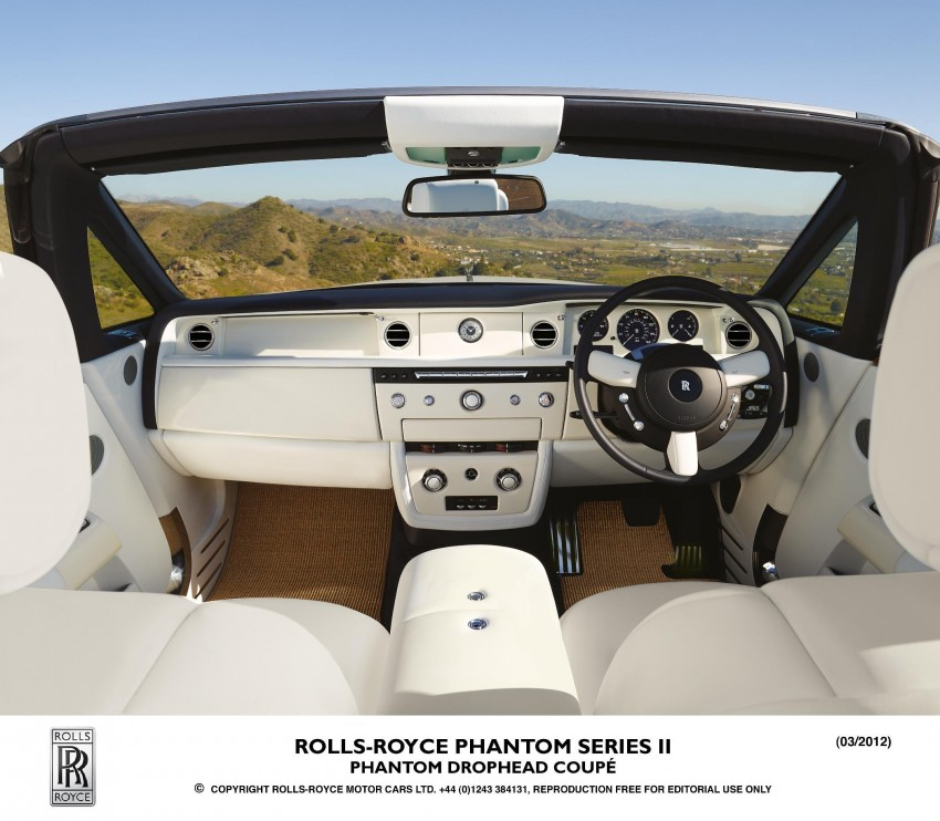 Rolls-Royce Phantom Series II – the pinnacle updated Image #92057
