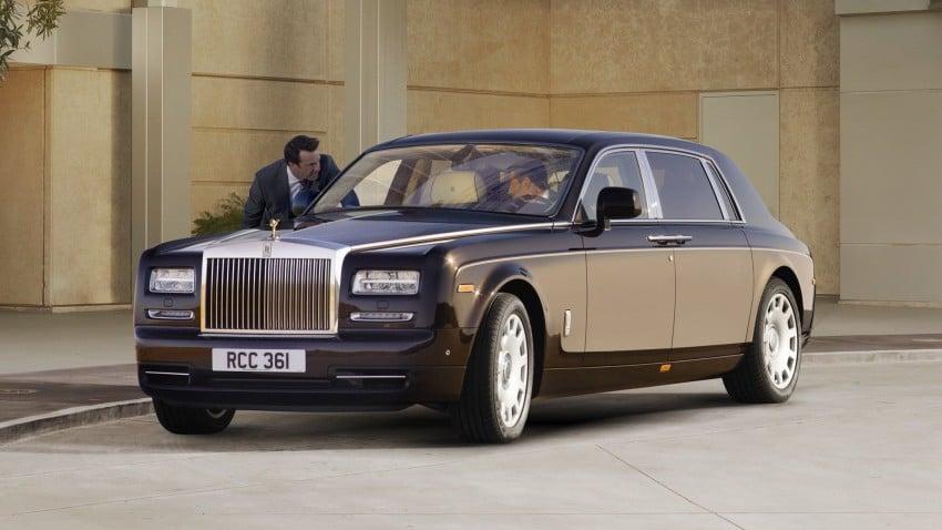 Rolls-Royce Phantom Series II – the pinnacle updated Image #92049