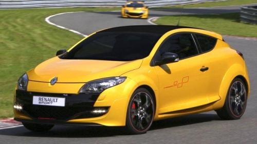 New Renault Megane Trophy For Sale