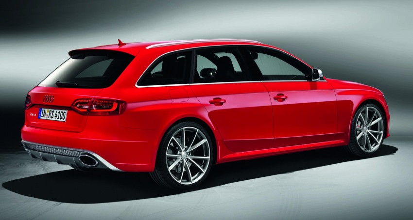 Audi RS 4 Avant – third-gen 450 hp wagon arrives Image #87724