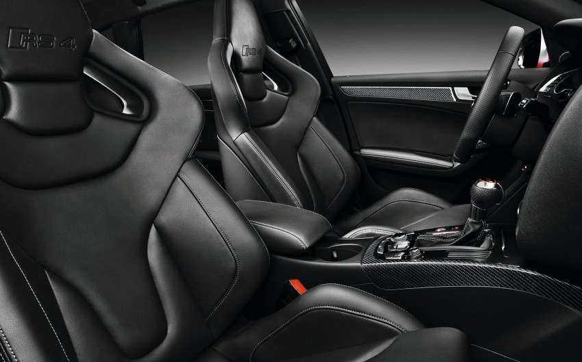 Audi RS 4 Avant – third-gen 450 hp wagon arrives Image #87750