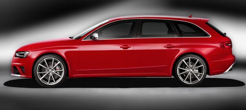 Audi RS 4 Avant – third-gen 450 hp wagon arrives Image #87730