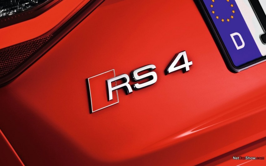 rs4 avant 9