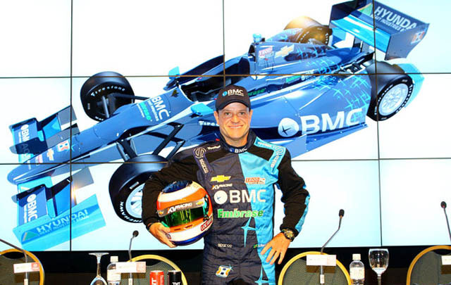 Out of F1, Barrichello joins IndyCar with KV Racing Image #91095