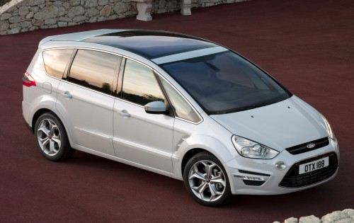 Ford Mondeo and S-MAX go 240 PS - RM194k and RM199k