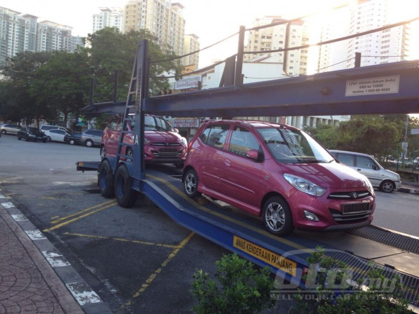 Hyundai i10 – limited-edition Colourz introduced Image #151283