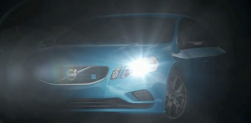 Volvo S60 Polestar – a performance road car concept Image #112058