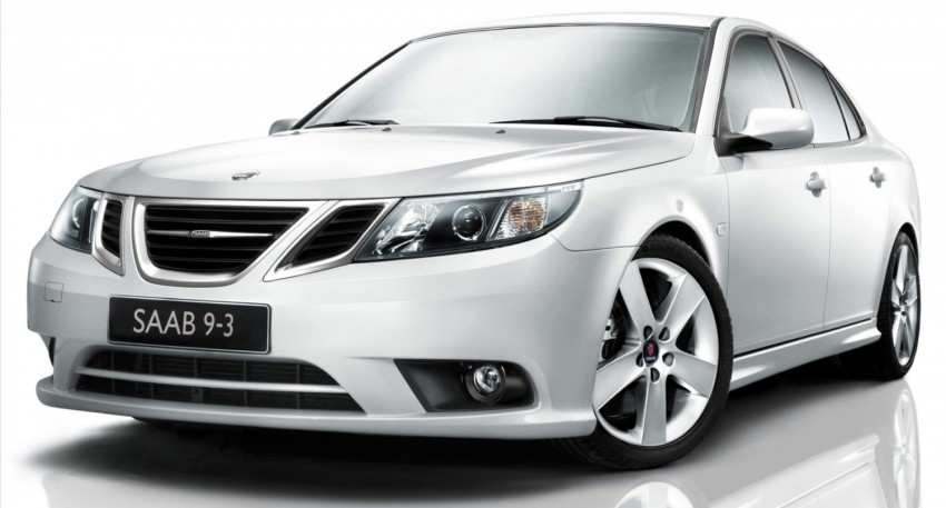 Saab bought by National Electric Vehicle Sweden Image #112629