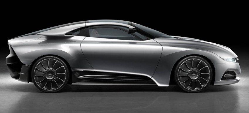 Spyker and Youngman to build Saab-based vehicles Image #127386