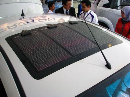 The UTM/Proton-developed Saga EV breaks cover Image #47382