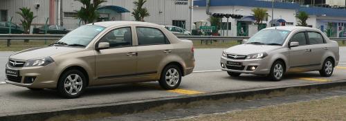 Proton Saga FLX 1.3L – first drive impressions Image #63781