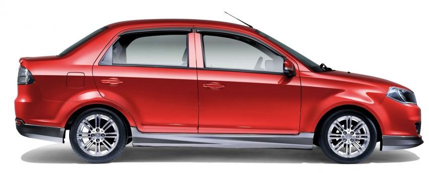 Proton Saga FLX SE launched – RM49,899 OTR! Image #78533