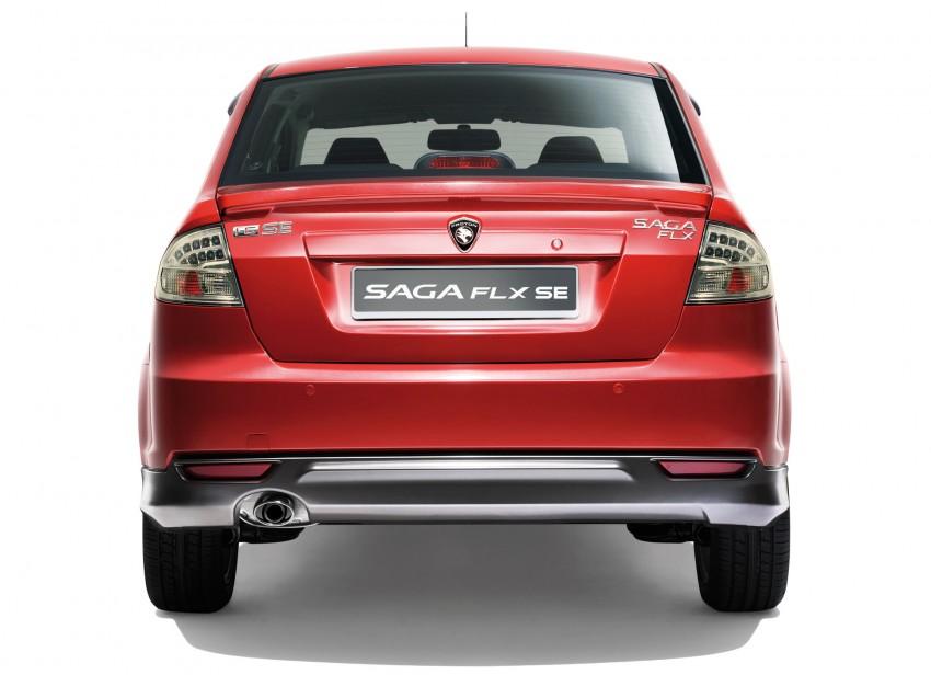 Proton Saga FLX SE launched – RM49,899 OTR! Image #78539