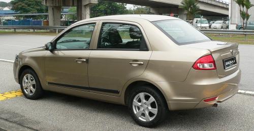 Proton Saga FLX 1.3L – first drive impressions Image #63786