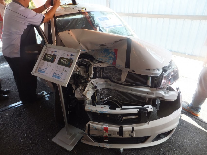 ASEAN NCAP first phase results released for eight models tested – Ford Fiesta and Honda City get 5 stars Image #151947