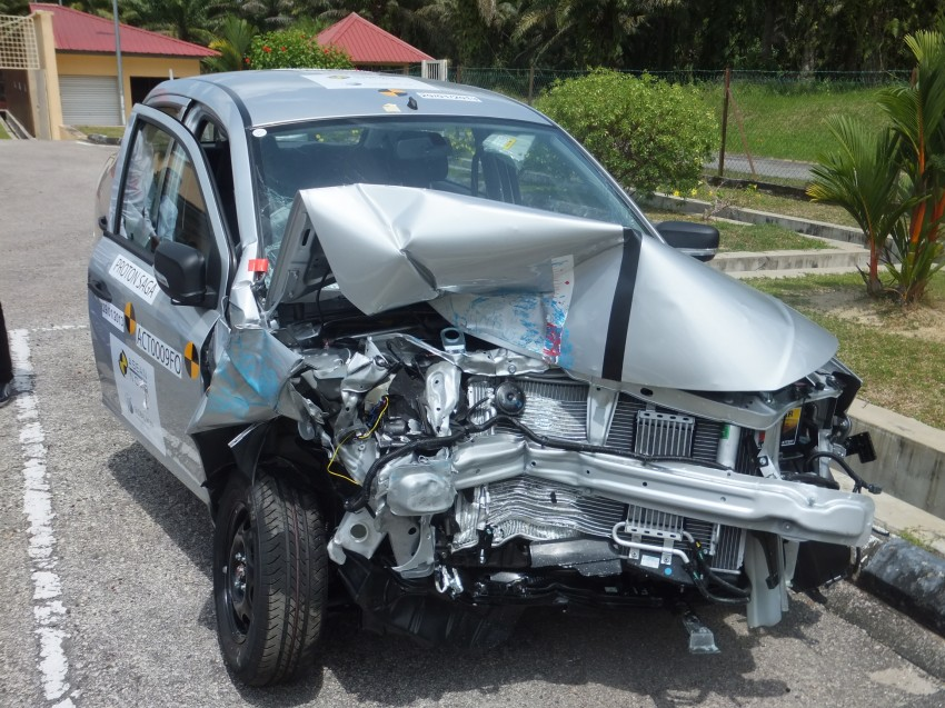ASEAN NCAP first phase results released for eight models tested – Ford Fiesta and Honda City get 5 stars Image #151949