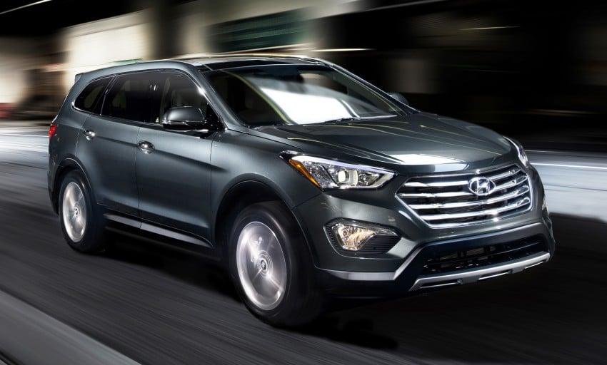 Hyundai Sante Fe 2018 >> Hyundai Santa Fe – seven-seater version debuts Paul Tan - Image 144191