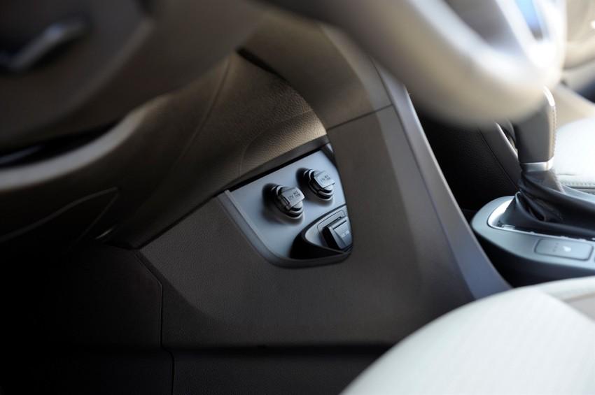 Hyundai Santa Fe – seven-seater version debuts Image #144177